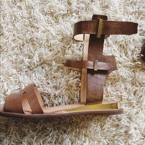 Schutz | Ankle Wrap Sandals
